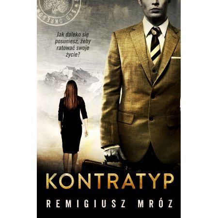 Kontratyp. Nowa książka Mroza na Książkomat.pl
