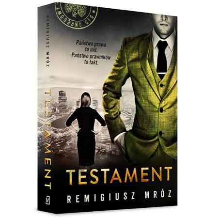Testament w Książkomat.pl >>